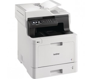Brother Mfc-l8690cdw Colour Laser Mfc 9.3cm Ts 300 Sheets 31ppm 1 Year Warranty Mfc-l8690cdw