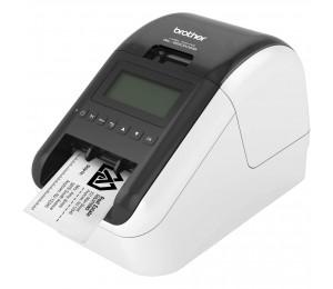 Brother Ql-820nwb Wireless Networkable Hig Speed Label Printer Upto 62mm 1 Yr Warranty Ql-820nwb