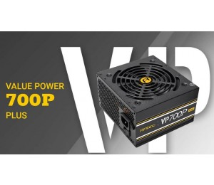 Antec Vp700 Plus 700W Psu. 120Mm Silent Fan Plus 2019 Version. Meps Compliant. 2 Years Warranty