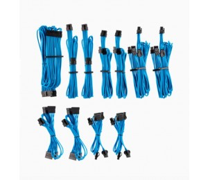 Corsair For Corsair Psu - Blue Premium Individually Sleeved Dc Cable Pro Kit Type 4 (Generation