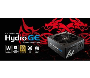 Fsp 650w Hydro Ge 80+ Gold Fully Modular 135mm Fdb Fan Atx Psu 5 Years Warranty (ls) Ppa6504002