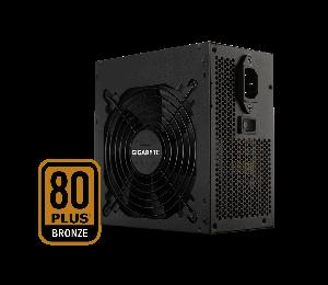 Gigabyte B700H 700W ATX PSU Power Supply 80+ Bronze 85% 120mm Fan Modular Black Flat Cables >100K