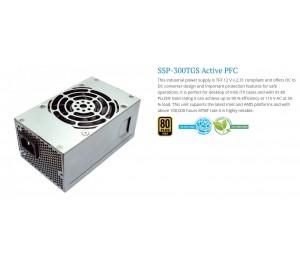 Seasonic TFX 300W 80+ Gold APFC PSU 3 Years Warranty SSP-300TGS
