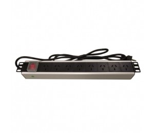 Linkbasic 8-Port 10A Power Distribution Unit Au Approved Cfu08-E-H1.5-2.0