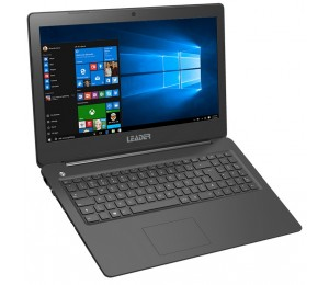 "Leader Companion 526 Notebook 15.6"" Hd Intel I5-6200U Cpu 8Gb Memory 480G Bssd Windows 10 Professional"