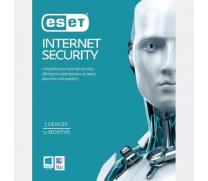 Eset Internet Security 3 Devices 1 Year Download 50-pack Limited Time Only Esisoem-3d1y-50p