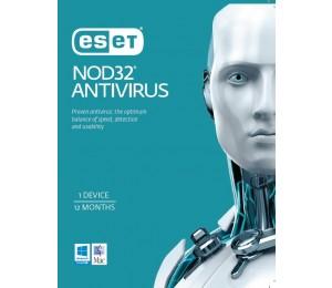 Eset Nod32 Antivirus Oem 1 Device 1 Year Download Eavh1D1Y