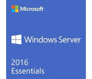 Microsoft Windows Server Essentials 2016 64Bit English 1Pk Dsp Oei Dvd 1-2Cpu G3S-01045