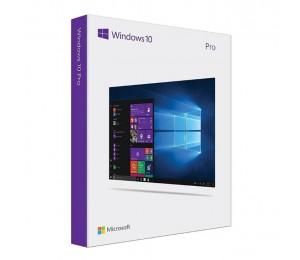 Microsoft Windows 10 Professional Retail 32-bit/ 64-bit Usb Flash Drive Fqc-10070