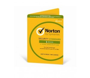 Norton Security Standard Oem 1 Device 1 Year Norstdoem-1
