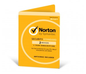 Norton Security Standard 1 User, 2 Device , 1 Year OEM 21369608