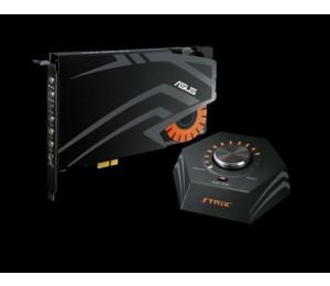 Asus Strix-raid-dlx 7.1 Pcie Gaming Sound Card Strix-raid-dlx