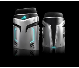 Asus Rog Strix Magnus Usb Condenser Gaming Microphone Aura Rgb Lighting Environmental Noise Cancellation