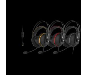 Asus Tuf Gaming H7 Yellow Pc/ Ps4 Gaming Headset