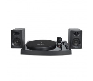 Mbeat Pro-M Bluetooth Stereo Turntable System (Black) Mb-Tr518 K