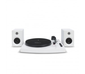 Mbeat Pro-M Bluetooth Stereo Turntable System (White) Mb-Tr518W