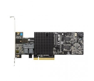Asus Pike Ii 3108 8-Port Internal Sas12G Raid Card 1Gb Cache 16Pd (Need Minisas Hd Cable) Pike