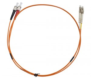 Mss Fibre Systems St-Lc Duplex Om1 Patchlead - 2 Mtr Dstlc2M-Mm