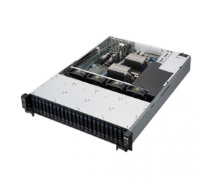 "Asus 2U Rackmount Server Barebone Dual E5 Socket 24 X 2.5"" Hs 16 X Dimm 1+1 770W Rps Rs720-E8-Rs24-Ecp"
