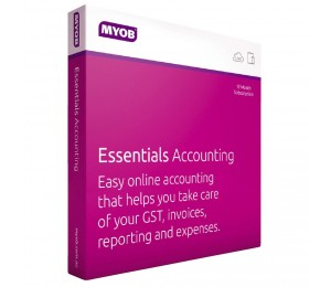 Myob Essentials Accounting With Payroll 3 Months Test Drive Lvpay-90td-ret-au-essaccp