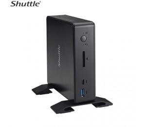 """Shuttle Xpc Slim 0.57l Barebone - I3-6100u, 2x Ddr3 Sodimm, 1x 2.5"""", 1x Gbe, 1x Minidp/ Hdmi,"""