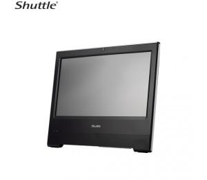 "Shuttle X50v6 Xpc Aio Fanless Barebone - 15.6"" Touch Ip54 Celeron 3865u Ddr4 Sodimm 2.5"" Hdd Vga/"
