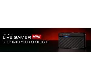 Avermedia Gc311 Live Gamer Mini. 12 Months Warranty 61Gc3110A0Ab