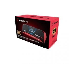 Avermedia Gc513 Live Gamer Portable 2 Plus Ultra Hd 4k Pass Through Capture Device. Record 1080p