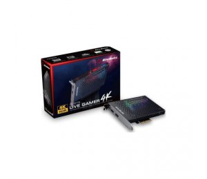 Avermedia Gc573 Live Gamer 4k Rgb Pci-e Capture Card Record 4k Hdr @ 60 Fps. Top Of The Line.