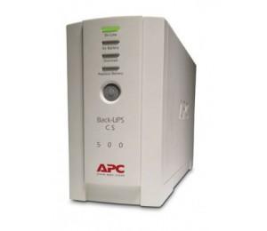 APC Back-UPS BK500EI CS 500VA 300Watts, USB, hot swap battery BK500EI