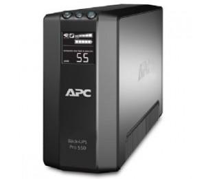 APC Back-Ups Pro 550VA 230V 330W, RS232, USB, 10mins BR550GI