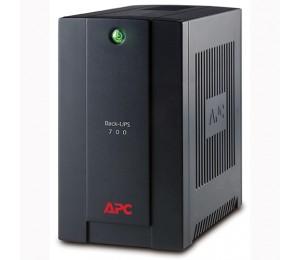 APC Back-UPS 700VA 230V 390W, USB, 8.2min at Half Load BX700U-AZ