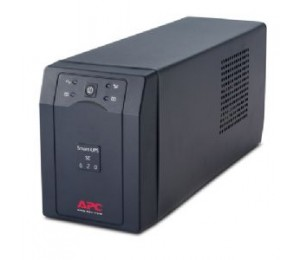 APC Smart-UPS SC 620VA 230V 390W/ DB9/ RS232/ 2Yr Wty SC620I