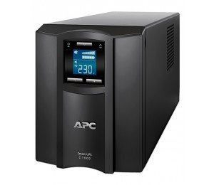 APC SmartUps 1000VA 230V UPS 600W/ 20min Runtime @ Half Load SMC1000I