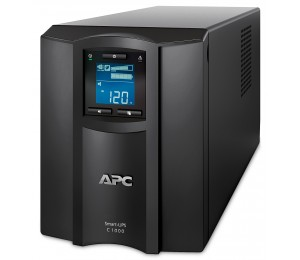 Apc Smart-Ups C 1000Va Lcd 230V With Smartconnect - Tower Smc1000Ic