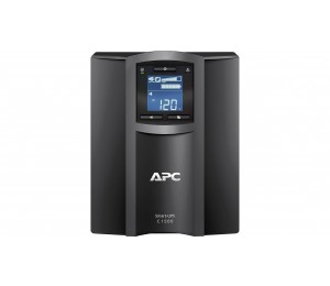 Apc Smc1500Ic Smart Ups 1500Va With Smartconnect Lcd Tower 2 Year Warranty Smc1500Ic