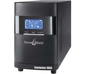 PowerShield Centurion 2000VA 1600W Tower, True Online Double Conversion PSCE2000
