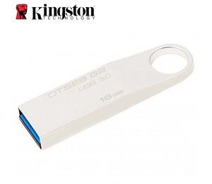 Kingston 16GB USB3.0 DataTraveler SE9 G2 Metal 100Mb/s Read 15MB/s Write Flash Drive Memory Stick