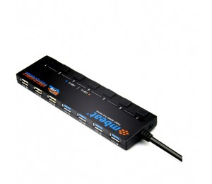 Mbeat 7-Port Usb3.0 & Usb2.0 Hub Manager With Switches Usb-M43Hub