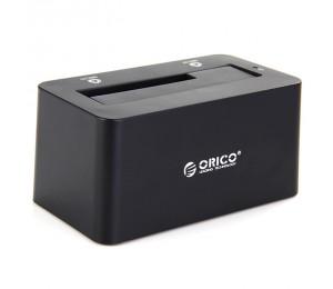 ORICO SuperSpeed USB3.0 SATA Hard Drive Docking Station ORICO 6619US3-BK