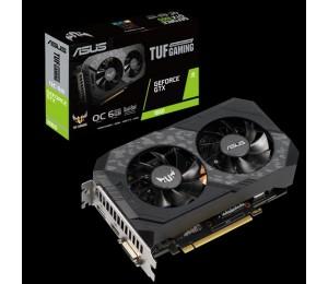 Asus Nvidia Tuf-Gtx1660-O6G Tuf Gaming Geforce Gtx 1660 Oc Edition 6G Gddr5 Tuf-Gtx1660-O6G