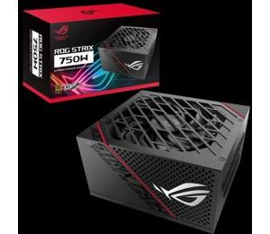 Asus Rog Strix 750W Gold Psu Premium Cooling Performance Rog-Strix-750G