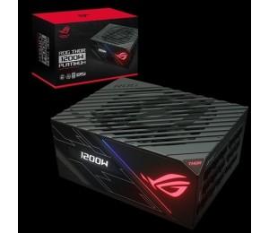 Asus Rog-Thor-1200P 1200W Platinum Power Supply With Aura Sync / Oled Rog-Thor-1200P