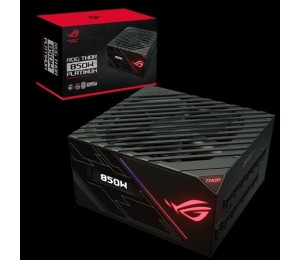 Asus Rog-Thor-850P 850W Platinum Power Supply With Aura Sync/ Oled Rog-Thor-850P