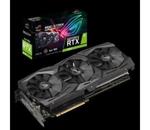 Asus Rog-Strix-Rtx2070-A8G-Gaming Geforce Rtx2070 Advanced Edition 8Gb Gddr6 Rog-Strix-Rtx2070-A8G-Gam
