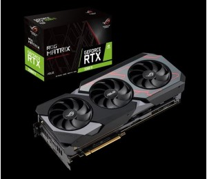 Asus Nvidia Geforce Rog-Matrix-Rtx2080Ti-P11G-Gaming With Infinity Loop Cooling Rog-Matrix-Rtx2080Ti-P11G