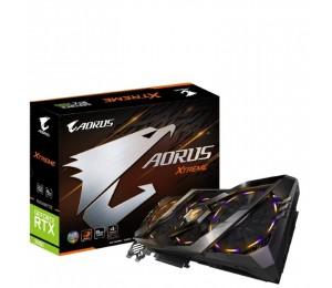 Gigabyte Nvidia Geforce Rtx 2080 Aorus Xtreme 8G 7680X4320@60Hz 3Xdp 3Xhdmi 1Xusb Type-C 1890 Mhz