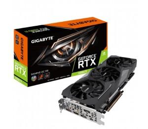 Gigabyte Nvidia Geforce Rtx 2080 Ti Gaming Oc 11Gb Gddr6 8K 7680X4320@60Hz 3Xdp1.4 Hdmi2.0 Usb-C