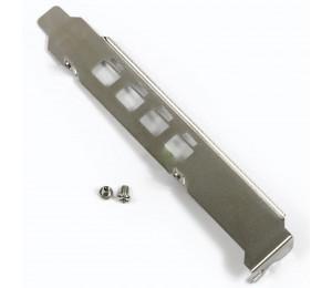 Leadtek Quadro Full Height Bracket for K1200 Series K1200-ATXBRACKET