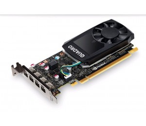 Leadtek Nvidia Quadro P620 Pcie Workstation Card 2gb Ddr5 4xmdp1.4 4k 4x5120x2880@60hz 128-bit 80gb/
